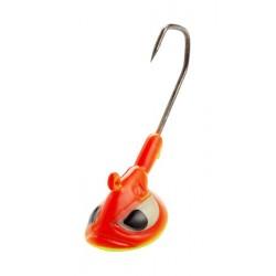 TETE PLOMBEE BERKLEY VERTIC'HEAD PAR 3 fluo orange