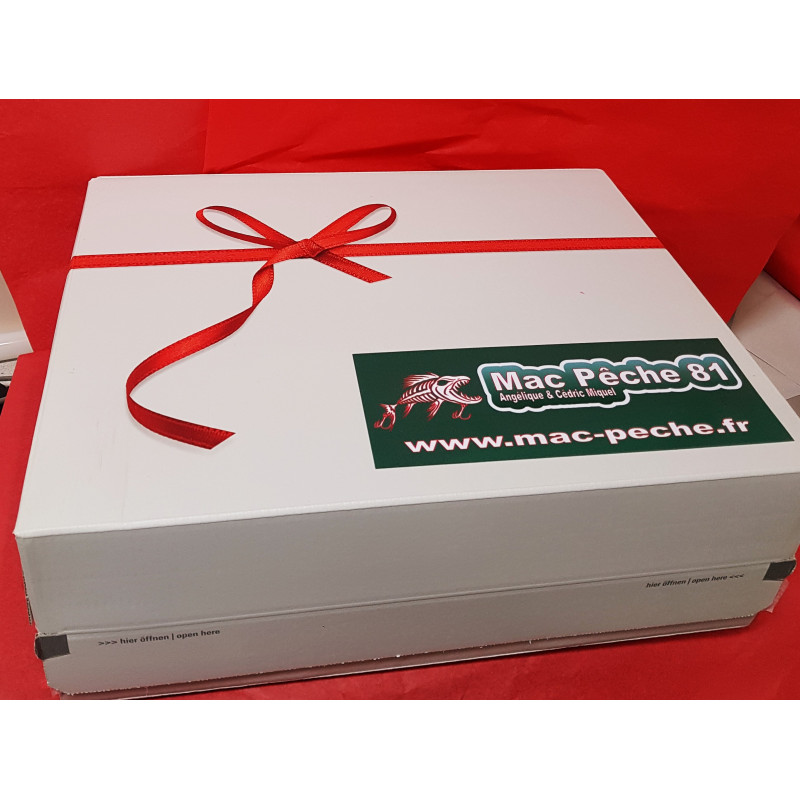 BOX FOX RAGE+TRICOROLL 53SHW