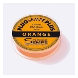 nylon sempe plus orange