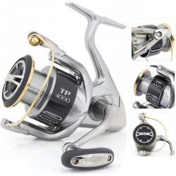 MOULINET SHIMANO TWIN POWER C2000HGS